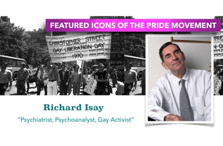 PRIDE ICON SPOTLIGHT – RICHARD ISAY
