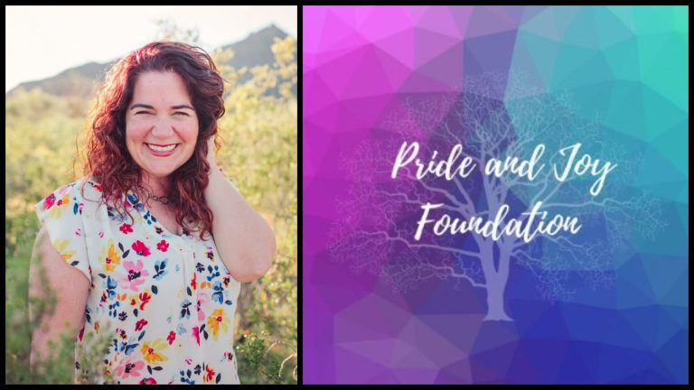 GayTalk 2.0 – Episode 227 – PRIDE & Joy with Guest Elena Joy Thurston!