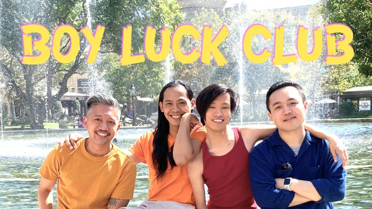 GayTalk 2.0 – Episode 236 – Boy Luck Club – Gaysian Series with Guests Quentin & Kit