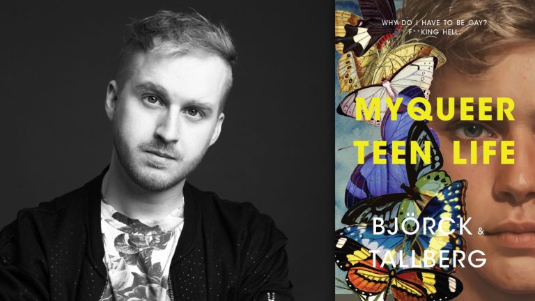 GayTalk 2.0 – Episode 269 – My Queer Teen Life with Guest Marcus Tallberg