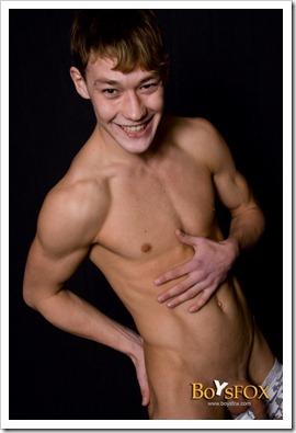 Teenboy model from BoyFox 1