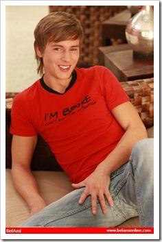 Handsome gay teen boy model Kevin 002 (2)