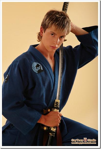 Teenboy model Jaroslav from GTS
