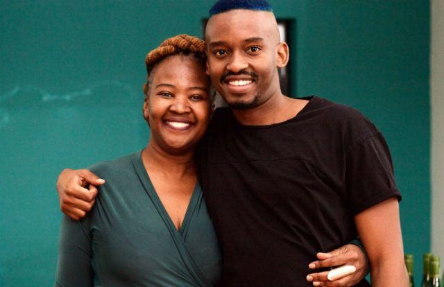 Sibongile Ndashe and Kel Mak