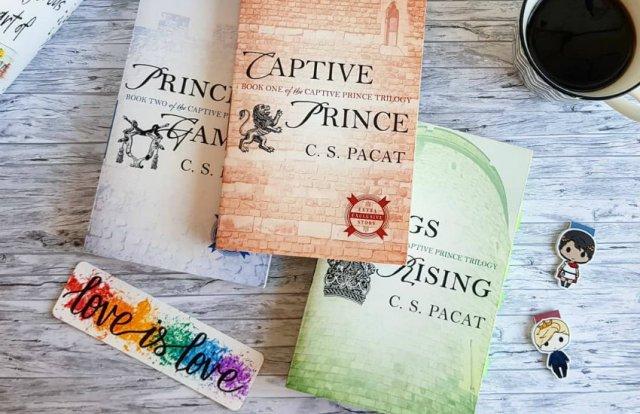 Captive Prince books