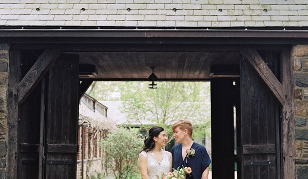 Rustic Wedding in Upstate New York