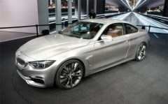 BMW 4-Series Concept at the 2013 Detroit Auto Show (photo by Sam Miller-Christiansen)