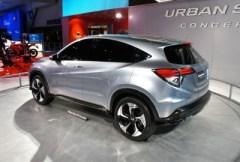 Honda Urban SUV Concept (photo by Sam Miller-Christiansen)