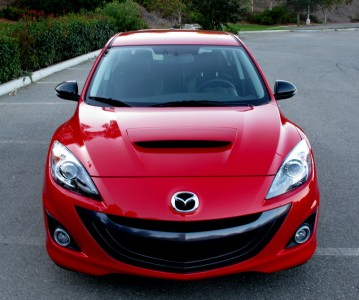 2013 Mazda MazdaSpeed3 (photo by James Hamel)