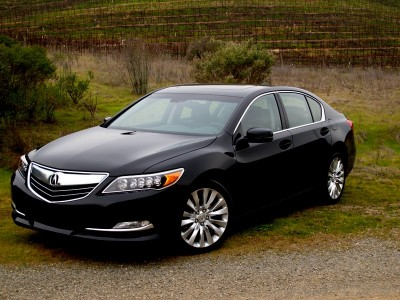 2014 Acura RLX: first drive