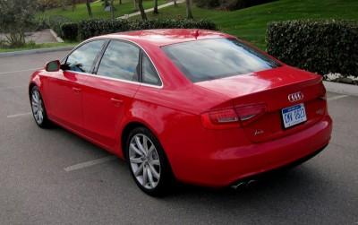 2013 Audi A4_2.0T Quattro