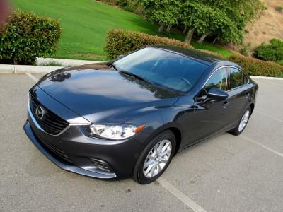 2014 Mazda6 iSport