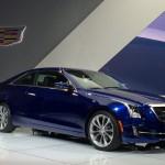 2015 Cadillac ATS Coupe  (NAIAS 2014, photo by Jerrod Nall)