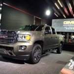 2015 GMC Canyon (NAIAS 2014, photo by Jerrod Nall)