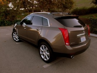 The 2014 Cadillac Srx Brings Its A Game To Lexus Mercedes