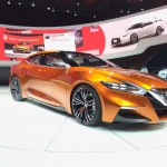 Nissan Sport Sedan Concept (NAIAS 2014, photo by Jerrod Nall)