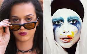 Katy Perry & Lady Gaga