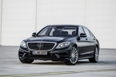 2014 Mercedes-Benz S-Class with Sport Package