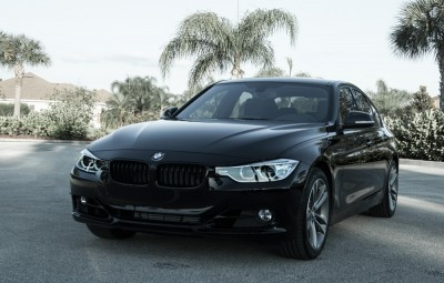black black BMW