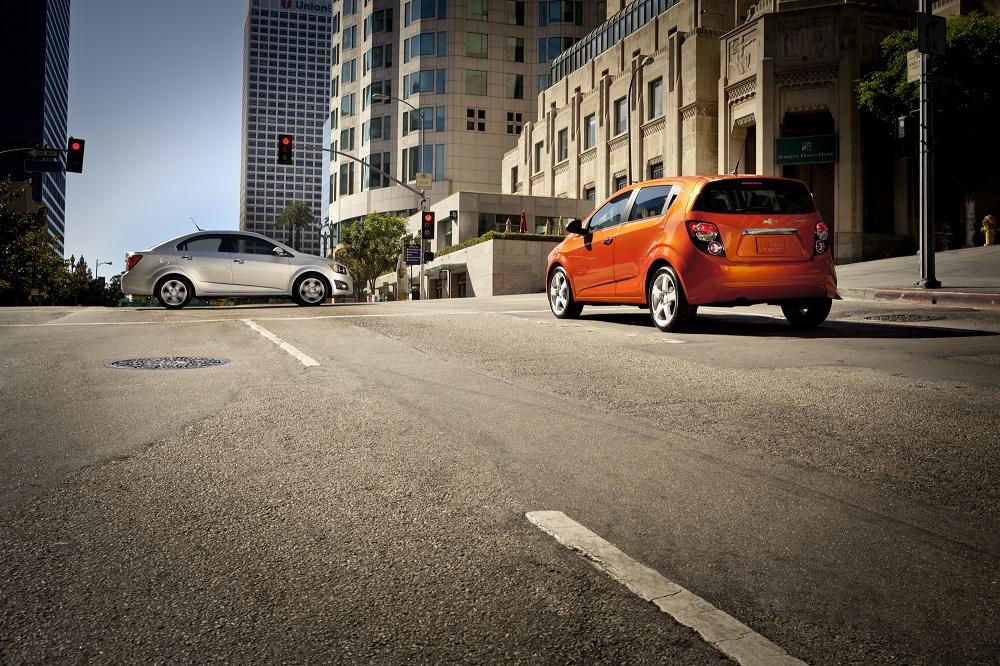 2012 Chevrolet Sonic LTZ: Sporty Fun On A Student Budget ...
