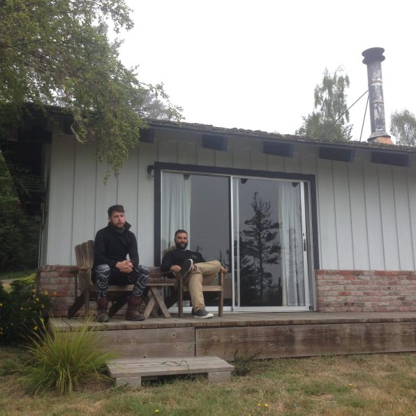The Andiron Motel, Mendocino, California