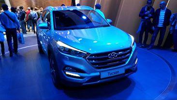 Hyundai ix35 (aka the Hyundai Tucson)