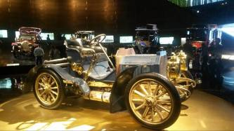 Mercedes Simplex 40PS from 1902