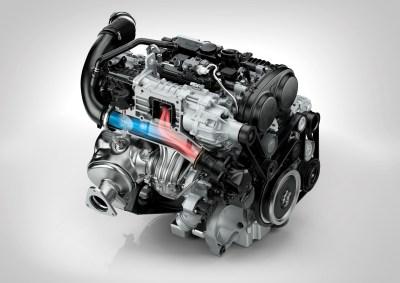 Volvo's Drive-E Powertrain