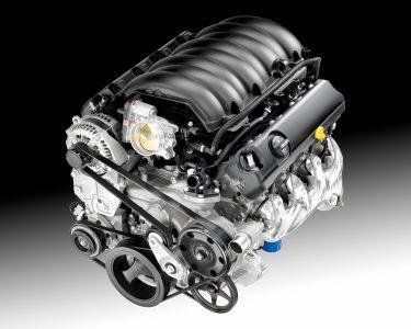 5.3L V-8 EcoTec3 AFM VVT DI (L83) for Chevrolet Silverado