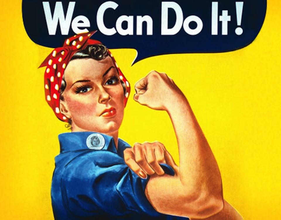 We can do it (women)