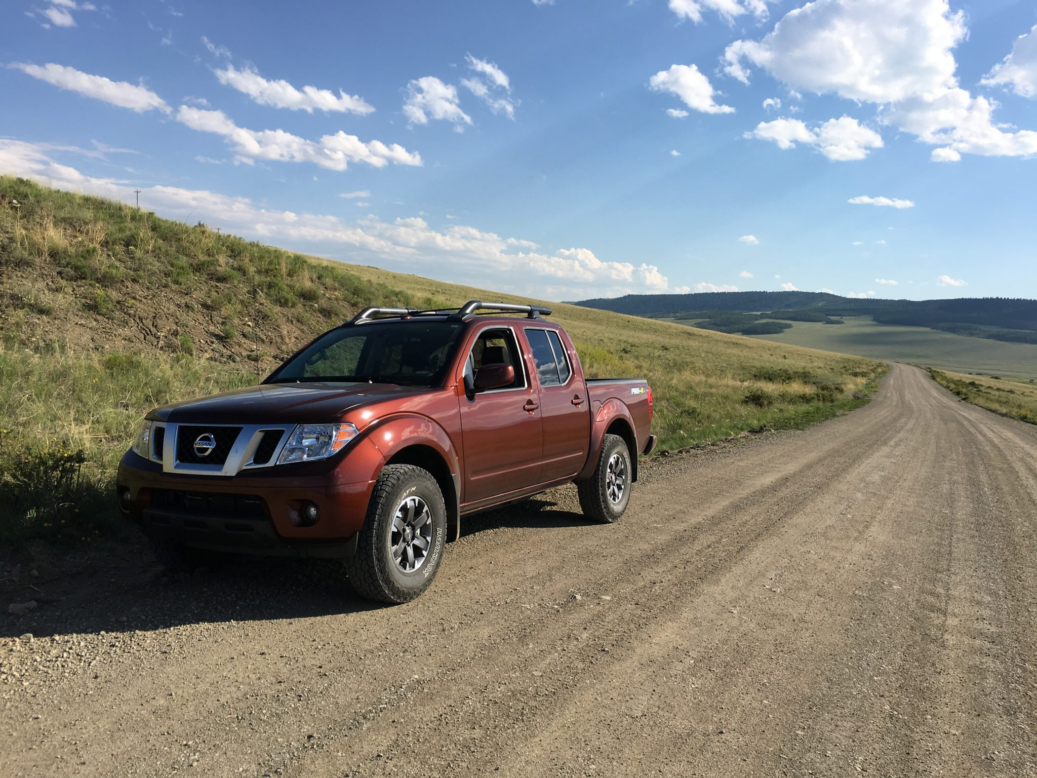 for perfect week enthusiasts nissan img warriors pro outdoor weekend long frontier