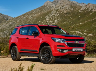 Oh Brother Where Art Thou The Return Of The Chevrolet Trailblazer