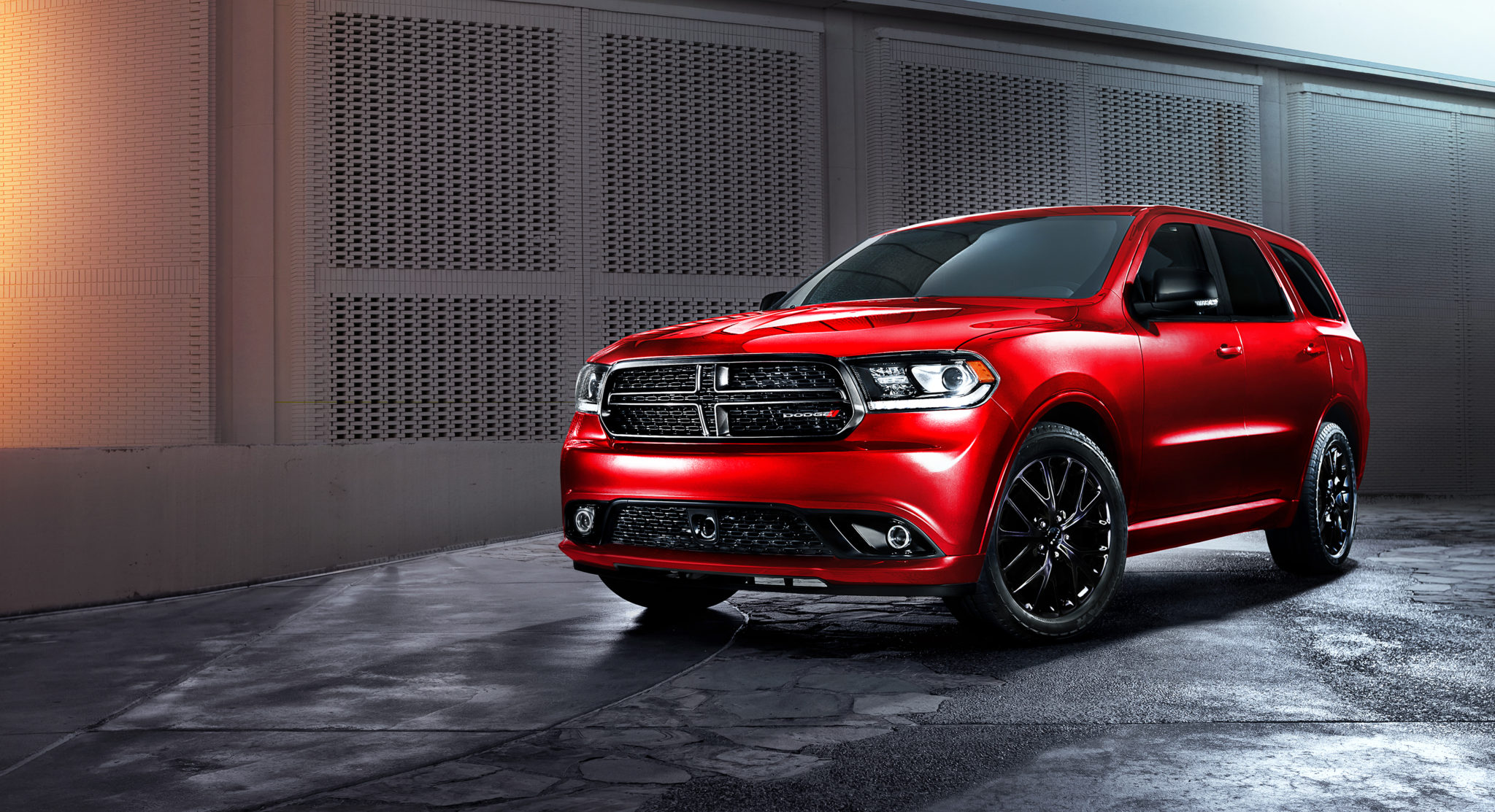 Does the 2017 Dodge Durango have It factor