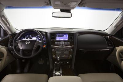 2017 Nissan Armada Platinum 4WD: A bear that's comfortable