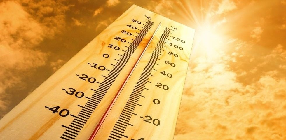 На Алтай пришла жара
