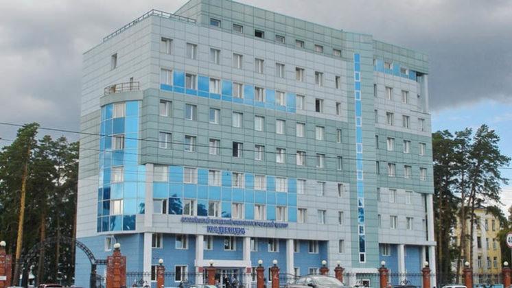 В двух корпусах Алтайского краевого онкологического диспансера выявлено 6 пациентов, инфицированных COVID-19.