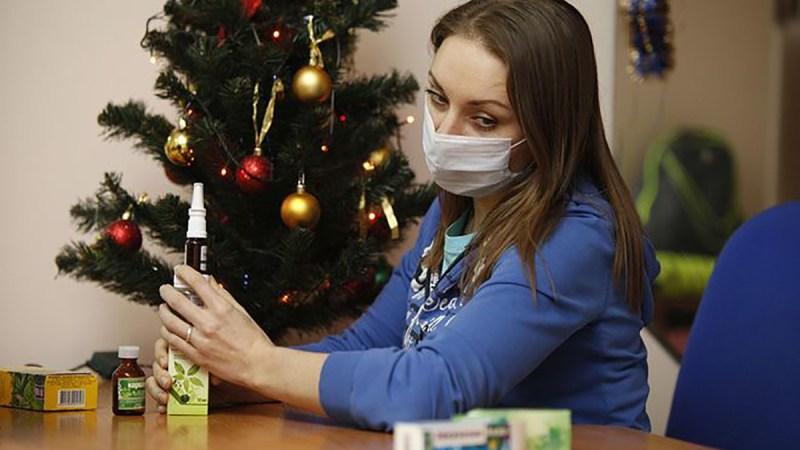 Профилактика Ковид-19 на новогодних праздниках
