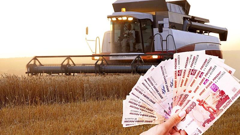 Государственная поддержка фермерам