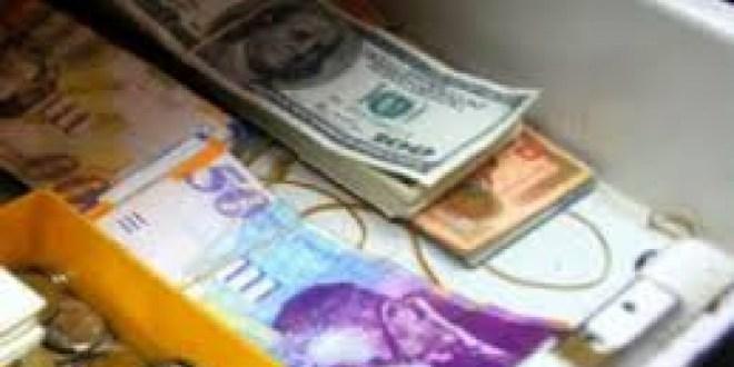 أسعار صرف العملات في فلسطين اليوم الاحد08 ديسمبر