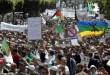 """""""ماكانش انتخابات يا العصابات"""" هتافات طلبة الجزائر خلال مظاهرات منددة برموز بوتفليقة"""