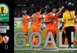 نهضة بركان يفوز علي الزمالك في الوقت القاتل في ذهاب كأس الكونفيدرالية الأفريقية