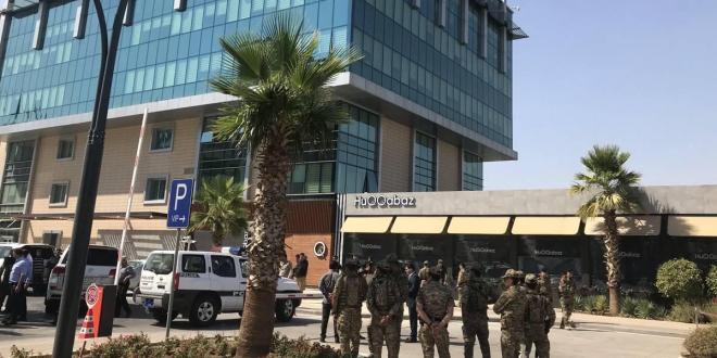 مقتل موظف في القنصلية التركية بإطلاق نار في أربيل وأنقرة تتوعد بالرد
