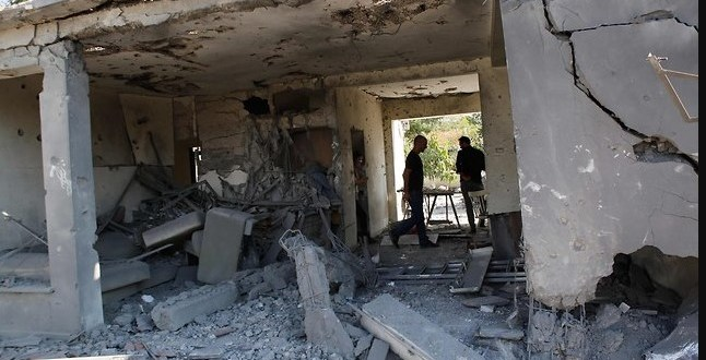 مقتل مستوطنة اصيبت بشظايا صاروخ اطلق من غزة العام الماضي