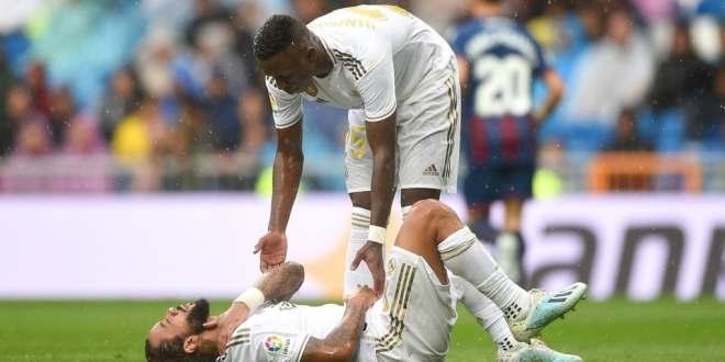 ريال مدريد يفقد مارسيلو في مباراة باريس
