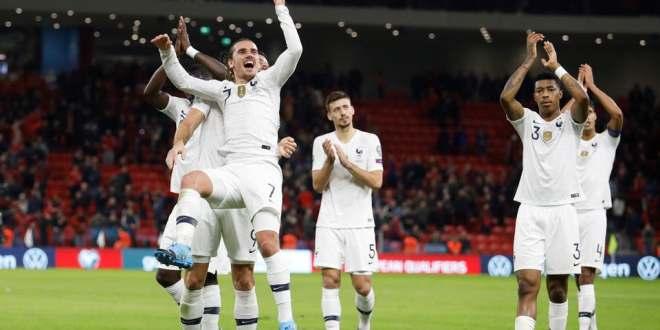 غريزمان يقود فرنسا إلى تجاوز ألبانيا