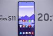 شاهد.. تسريبات تكشف عن بطارية هاتف سامسونج القادم Galaxy S11