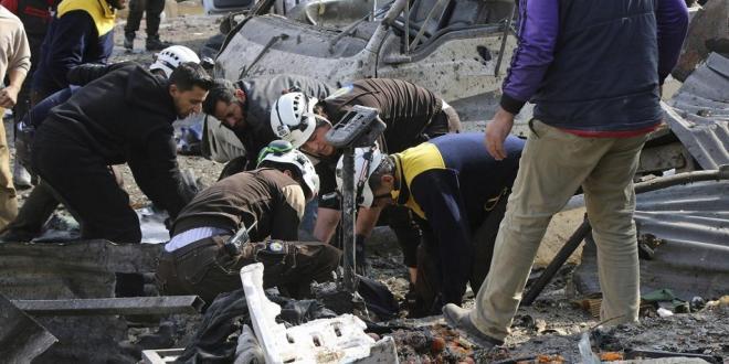 احتدام المعارك شرقي إدلب ومقتل ضباط روس