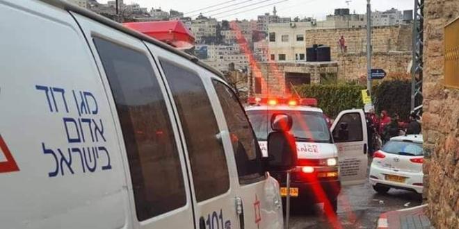 الاحتلال يعتقل فتى  قرب المسجد الإبراهيمي الشريف بالخليل بزعم مهاجمته مستوطن