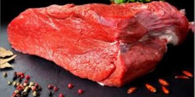اللحوم في غزة