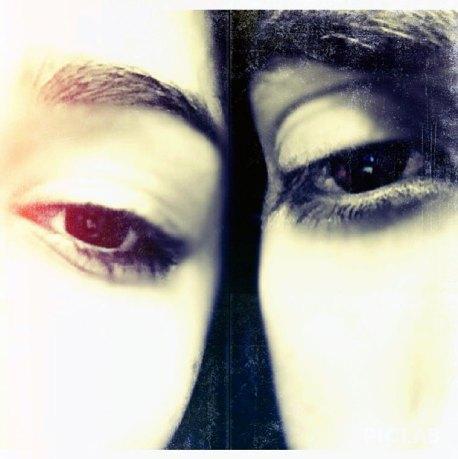 """""""The eyes of love"""" Lara"""
